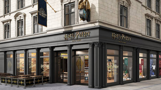 Harry Potter store in New York unveils first look photos