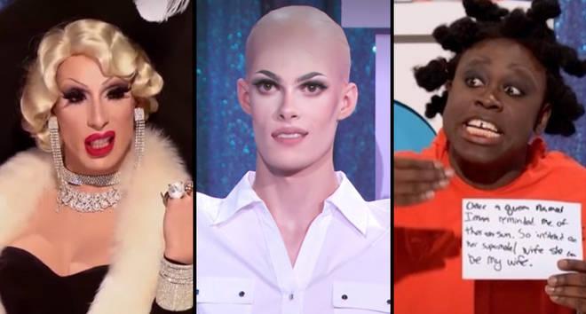 Alaska, Gigi Goode and Bob the Drag Queen