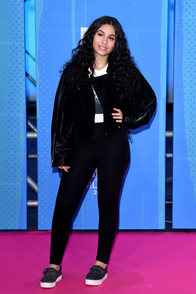 Alessia Cara at the MTV EMAs 2018