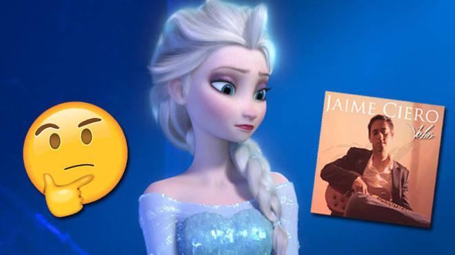 Elsa, 'Frozen'
