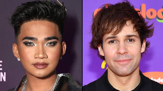 Bretman Rock shares story about how David Dobrik treated him at the People's Choice Awards