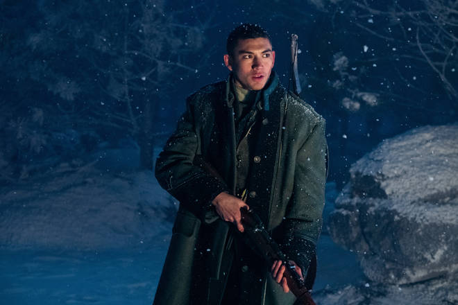 Shadow and Bone's Mal is a gifted tracker – but doesn't possess Grisha powers