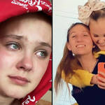 JoJo Siwa breaks down over being in a long distance relationship with girlfriend Kylie