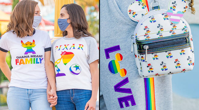 Disney launch Pride 2021 collection