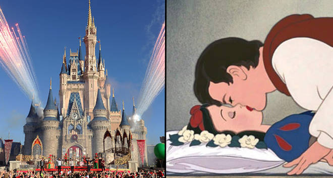 Disneyland's Snow White ride is being criticised for including a non-consensual kiss