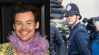 Harry Styles My Policeman: First look photos