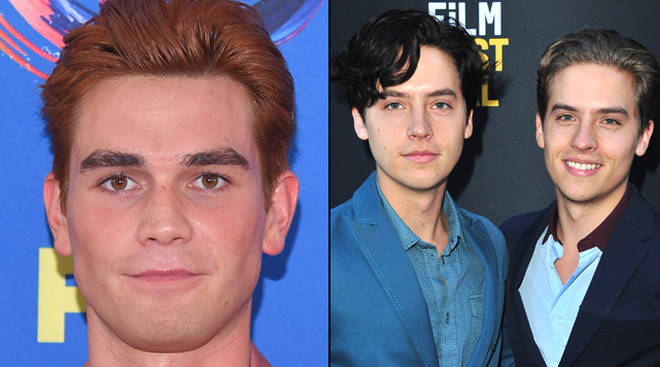 KJ Apa was roasted by Cole and Dylan Sprouse