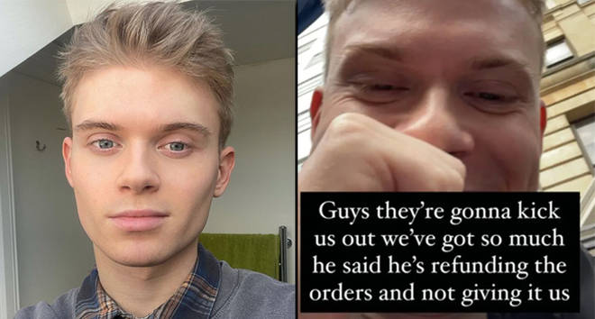 TikTok star Max Baledge kicked out of Wetherspoon after asking his 880,000 followers to buy him drinks