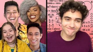 HSMTMTS cast vs The Most Impossible HSMTMTS Quiz   PopBuzz Meets