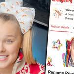 JoJo Siwa endorses petition to renameRonald Reagan Washington National Airport after her