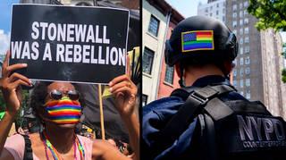 NYC Pride Ban Police