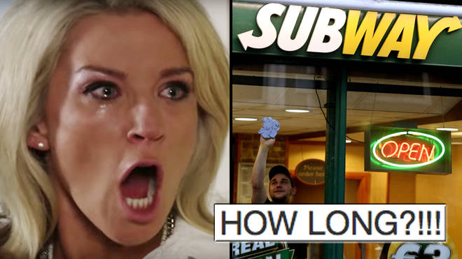 Vanessa Gold from 'EastEnders' has inspired the 'HOW LONG?!!!' meme