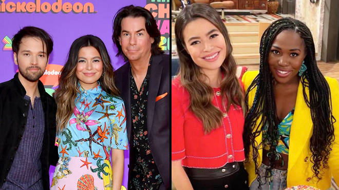 iCarly cast condemn racist abuse against new reboot star Laci Mosley