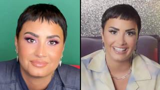 Demi Lovato comes out as non-binary