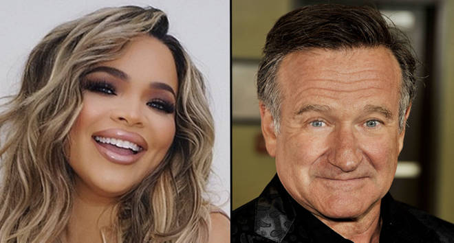 """Trisha Paytas says they """"crossed paths"""" with late actor Robin Williams"""