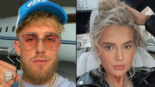 """Jake Paul posts """"fake"""" DM from Love Island's Molly-Mae"""