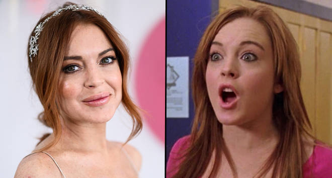 Lindsay Lohan is officially making a comeback in a new Netflix rom-com
