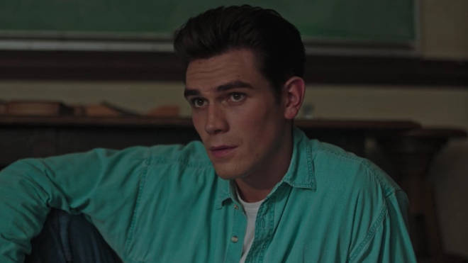 KJ Apa as Luke Perry