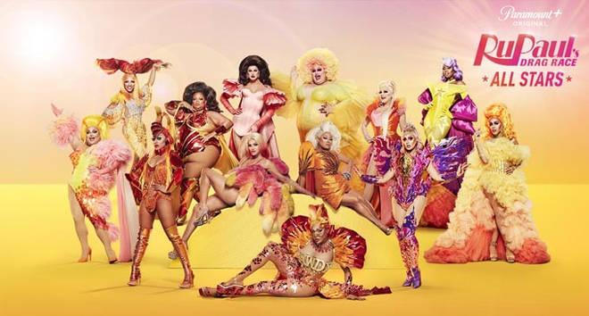 Meet The Cast of Drag Race All Stars 6