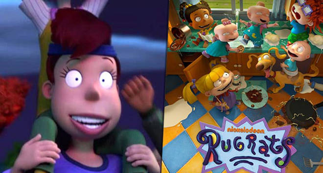 Rugrat's Betty DeVille is openly gay in the Paramount+ reboot