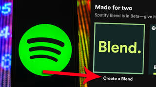 Spotify Blend: How to make a Blend playlist