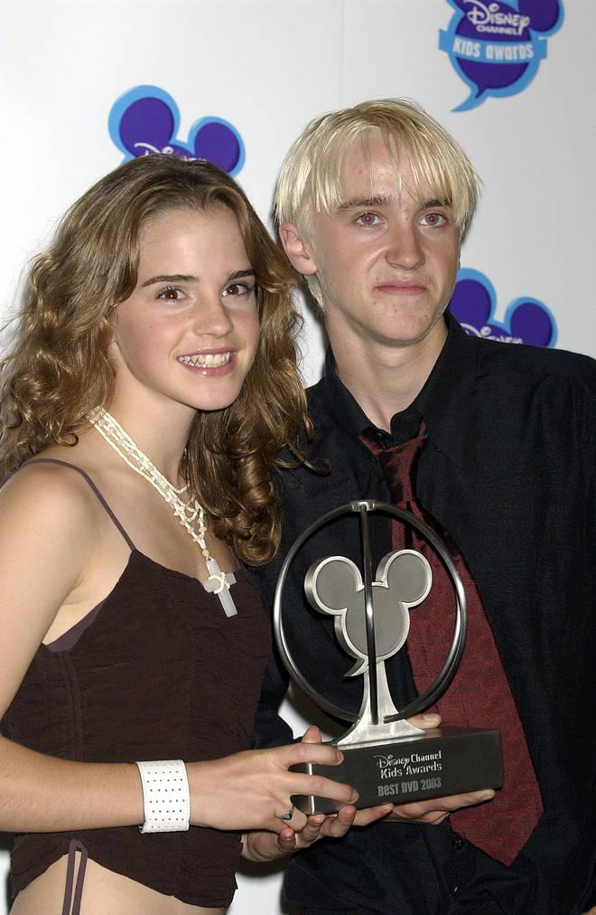Disney Channel Kids Awards 2003 At The Royal Albert Hall, London, Britain - 20 Sep 2003