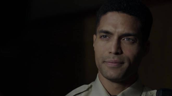 Sheriff Minette Riverdale