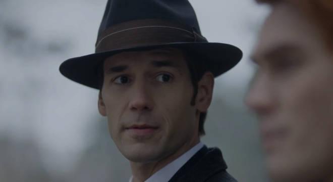 Agent Adams Riverdale