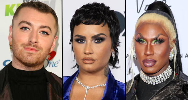 21 celebrities that have come out as non-binary