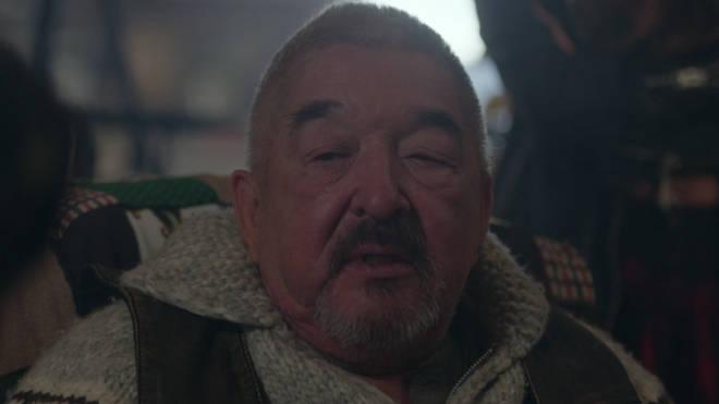 Toni's Grandpa Riverdale