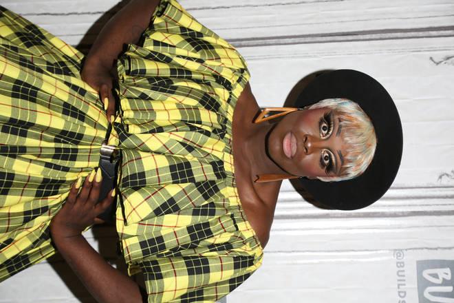 "Bob the Drag Queen hosts the ""XChange Rate"""