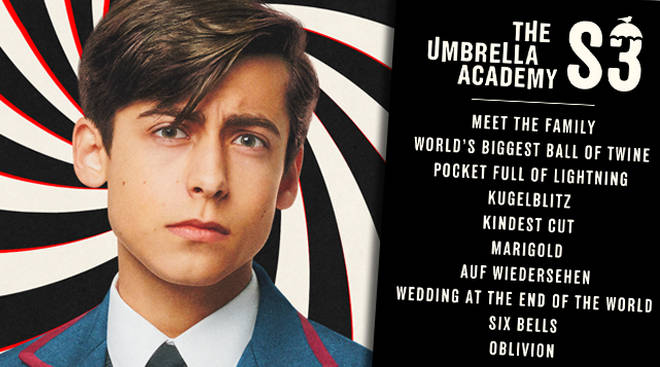 Umbrella Academy season 3 episode titles: Here's what they mean