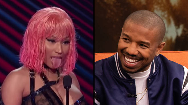 Is Nicki Minaj dating Michael B. Jordan?