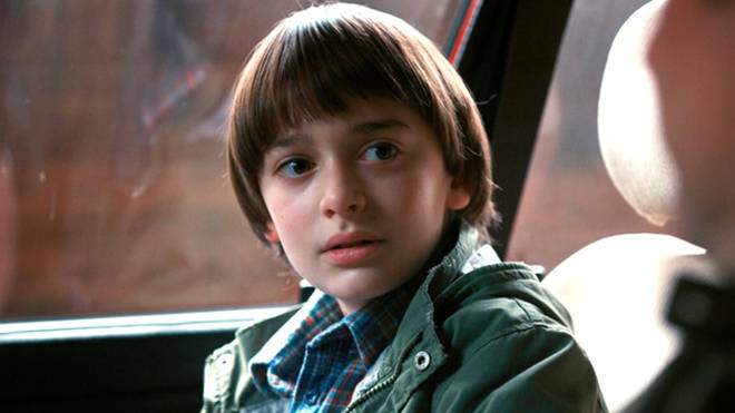 Noah Schnapp as Will Byers