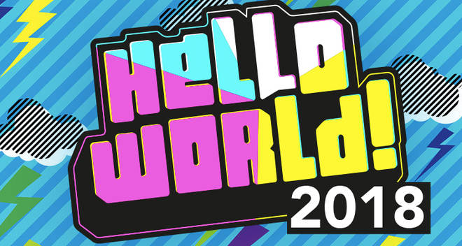 Hello World Live 2018
