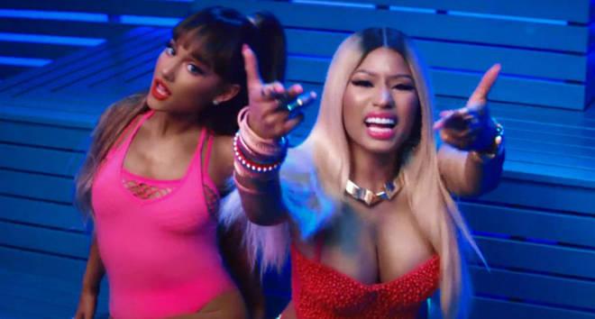 'Side To Side' – Ariana Grande (feat. Nicki Minaj)
