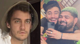 Casey Frey comes out and reveals he has a boyfriend