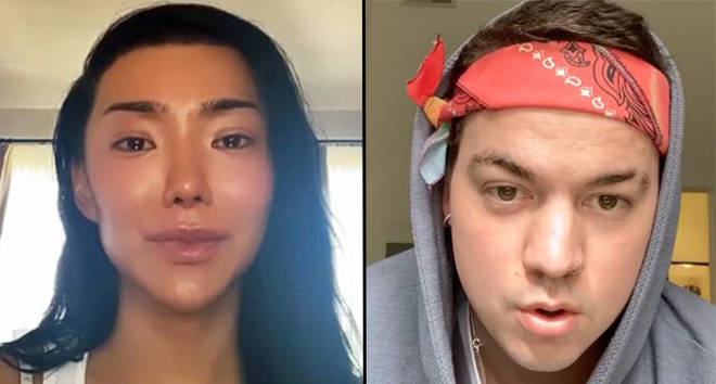 Here's what happened between Nikita Dragun and Taylor Caniff