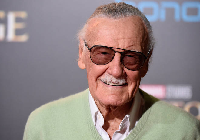 Stan Lee attends the Premiere of Disney and Marvel Studios' 'Doctor Strange'