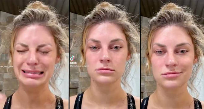 People are calling out TikTok's crying trend which involves white women fake crying