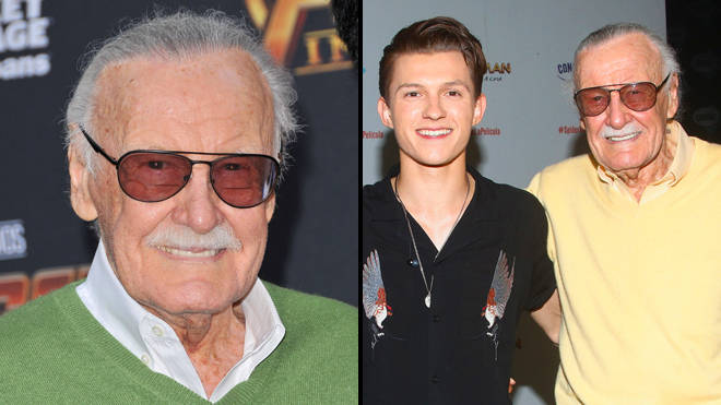 Stan Lee tributes pour in from Marvel Stars including Tom Holland