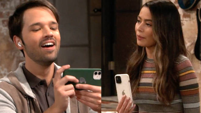 iCarly reboot includes new version of the Pear phone