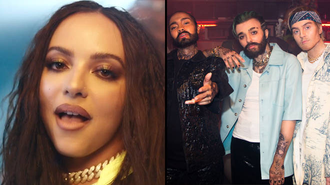 Little Mix's Jade Thirlwall apologises for not including drag kings in Confetti video