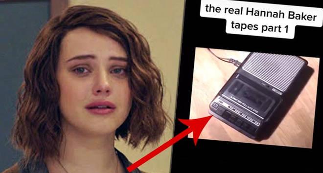 Is Hannah Baker real?