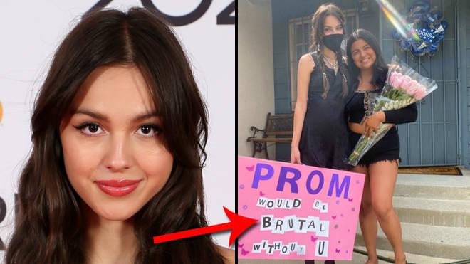 Olivia Rodrigo fans think her promposals prove Brutal is the next Sour single