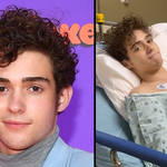 Joshua Bassett says he almost died days after Olivia Rodrigo released Drivers License