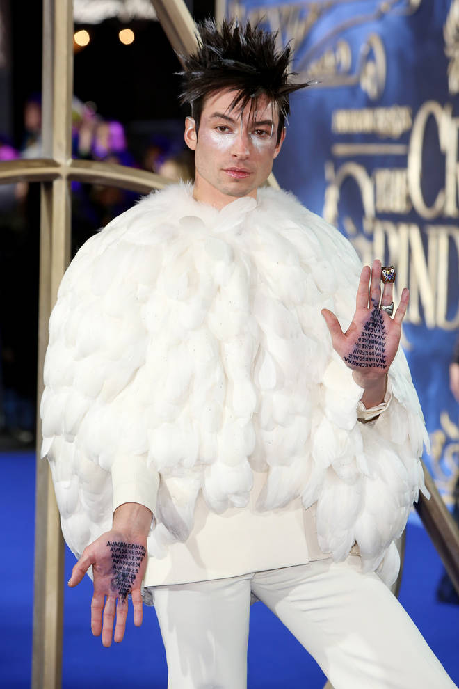 'Fantastic Beasts: The Crimes Of Grindelwald' UK Premiere - VIP Arrivals