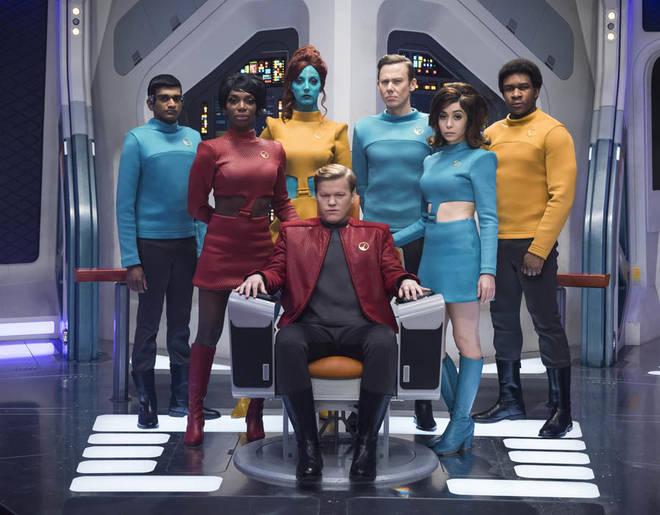 Black Mirror Season 4 USS Callister