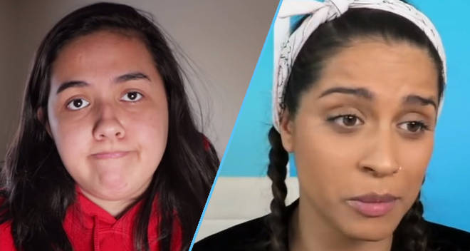 youtube burnout lilly singh elle mills