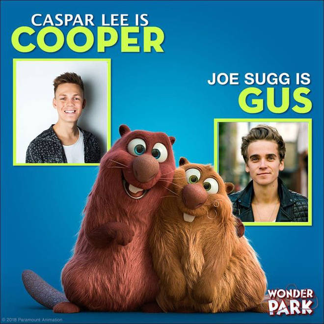 wonder park joe sugg caspar lee